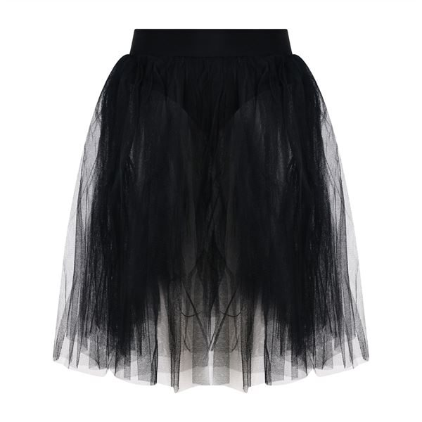Romantic Skirt Black F