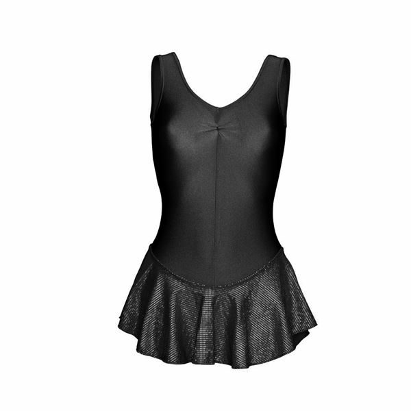 starlite firefly leotard black